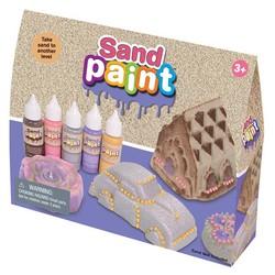 Sand Paint Primary - 5PK