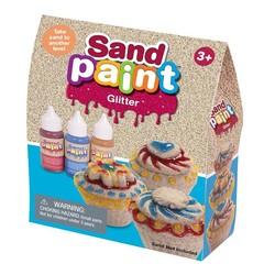 Sand Paint Glitter - 3PK