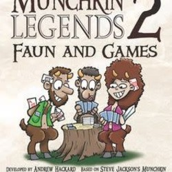 Munchkin Legends 2: Faun and Games Expansion