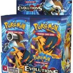 Pokemon TCG: XY Evolution Booster Pack - 36 Pack Display Sealed