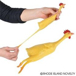 """8"""" Rubber Stretch Chicken"""