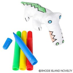 "5"" Color Gator Tube"