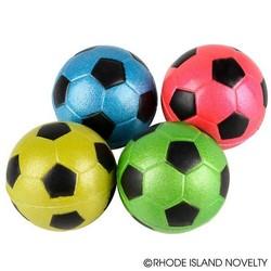 "2.5"" Metallic Soccer Ball"