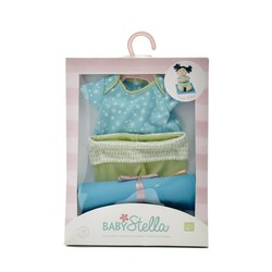 Baby Stella Yoga Baby Outfit