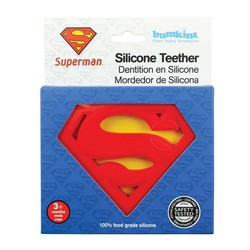 Silicone Teether - DC Comics Superman