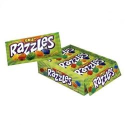 Razzles Sour Pouch