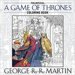 A Game of Thrones - Coloring Book