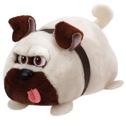 Teeny Tys - Secret Life of Pets - Mel Pug