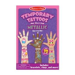 Temporary Tattoos - Metallic