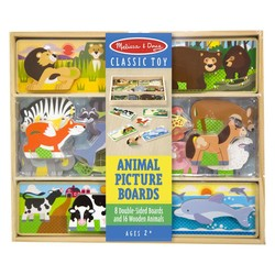Animal Picture Boards