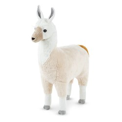 Llama - Lifelike Animal Giant Plush