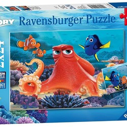 Finding Dory - 2 x 24 Piece Puzzles