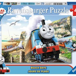 Thomas the Train Beach Days Thomas and Friends - 2 x 24 Piece Puzzles