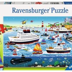 Happy Harbor - 35 Piece Puzzle