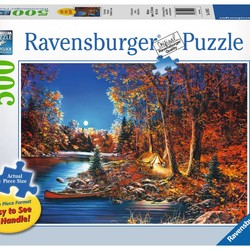 Still of the Night - 500 Piece Large Format Puzzle