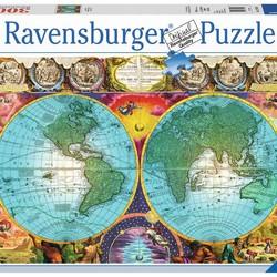 Antique Map - 3000 Piece Puzzle