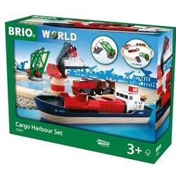 Cargo Harbor Set