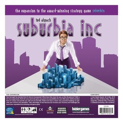 Suburbia: Suburbia Inc Expansion