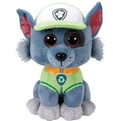 Paw Patrol - Rocky Gray Dog - Small 6""