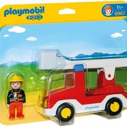 1.2.3. Ladder Unit Fire Truck