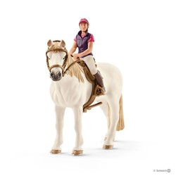 Recreational Rider with Horse