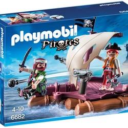 Pirates - Pirate Raft