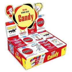 Candy Cigarettes - 24 Pack Box