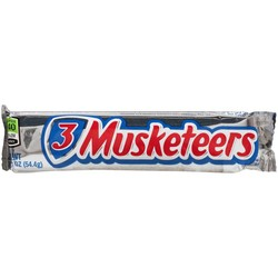 3 Musketeers Candy Bar 2.13 oz.