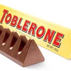 Toblerone Milk Chocolate Bar 1.76 oz.