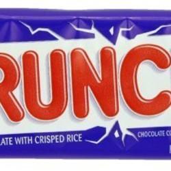 Nestle Crunch Candy Bar - 1.55 oz.