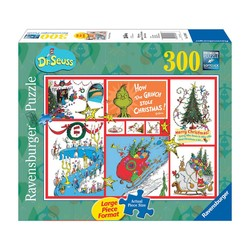 The Grinch Christmas - 300 Piece Puzzle