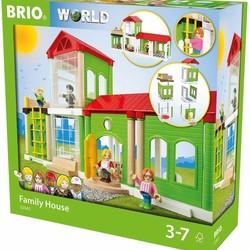 BRIO Family Home Playset