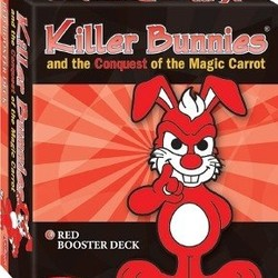 Killer Bunnies - Conquest - Red Booster