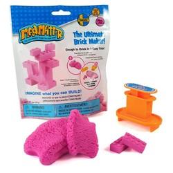 The Ultimate Brick Maker Set - Pink