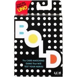 Bold Card Game