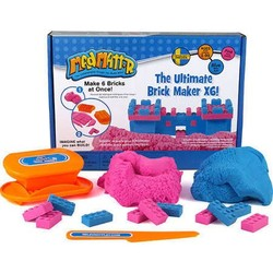 The Ultimate Brick Maker x6 - Blue & Pink