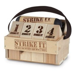 Strike it!