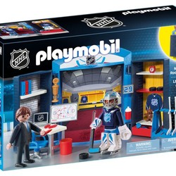 NHL - Locker Room Play Box
