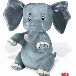 Saggy Baggy Elephant Soft Toy