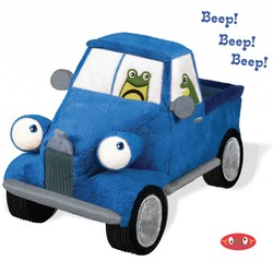 "Little Blue Truck 8.5"" Soft Toy"