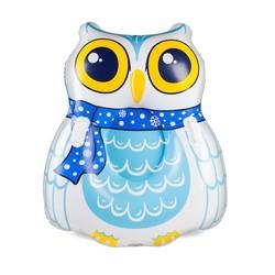 Giant Snow Owl 4' Snow Tube