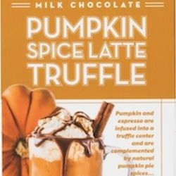 CCC Seasonal Milk Chocolate Pumpkin Spice Latte Bar