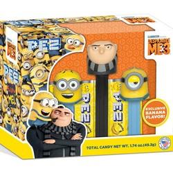 Pez 3-Pack - Despicable Me Minions