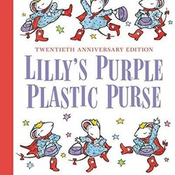 Lilly's Purple Plastic Purse - 20th Anniversary Edition