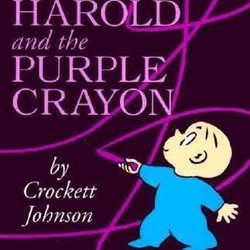 Harold and the Purple Crayon Hardcover