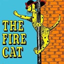 The Fire Cat (I Can Read!)