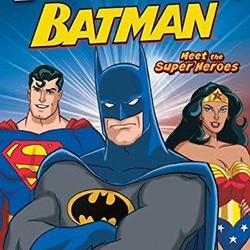Batman Classic: Meet the Super Heroes (I Can Read!)