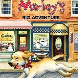 Marley's Big Adventure (I Can Read!)