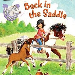 Pony Scouts: Back in the Saddle (I Can Read!)