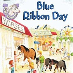 Pony Scouts: Blue Ribbon Day (I Can Read!)